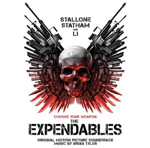 Brian Tyler - The Expendables artwork