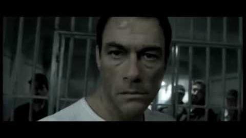 Steven Seagal and Jean Claude Van Damme fight in spliced Channel Five promo