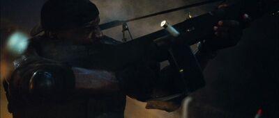 Hale aiming