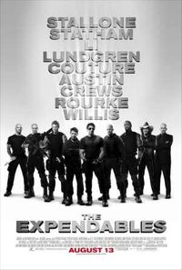 Expendablesposter