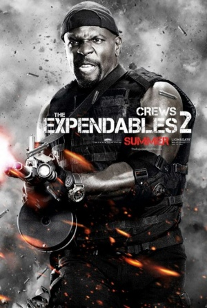 Terry crews aa12 poster