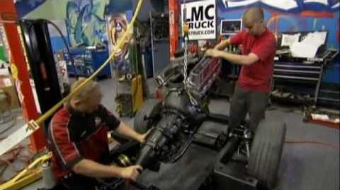 West Coast Customs - Stallone's '55 Ford - Part 5