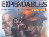 The Expendables Issue 1