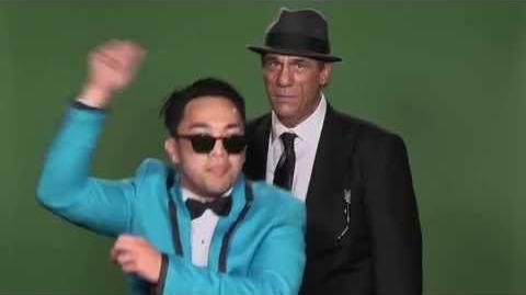 Davi vs. Psy - Gangland vs. Gangnam
