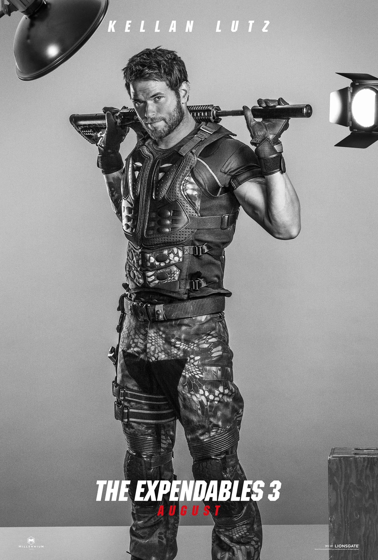 image - the expendables 3 smilee poster | expendables wiki