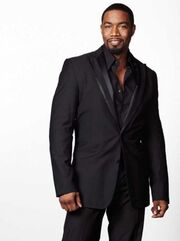 Jai White smiling