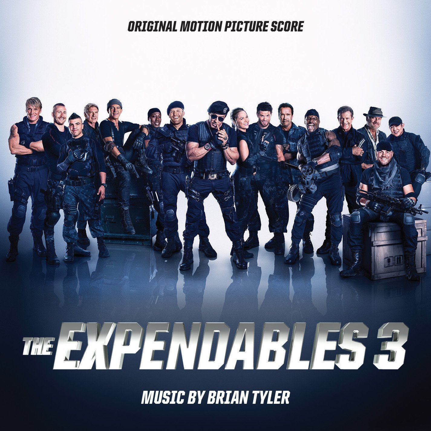 the expendables 3 original motion picture soundtrack