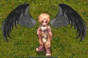 Arch Demon Wings