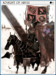 Abysmal Knight Card