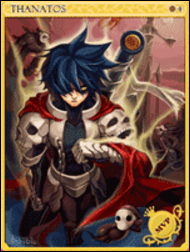 Memory of Thanatos Card