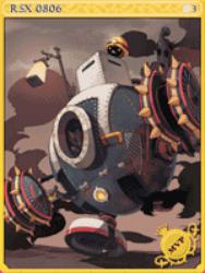 RSX-0806 Card