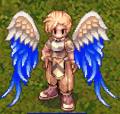 Flesh Eagle Phoenix Wings
