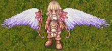 Mystical Angel Wings