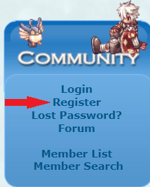01 Register Button