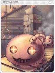 Metaling Card
