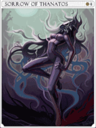 Maero of Thanatos Card