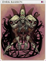 Dark Illusion Card