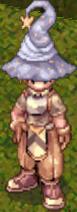 Winter Wizard Hat