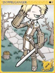 Doppelganger Card