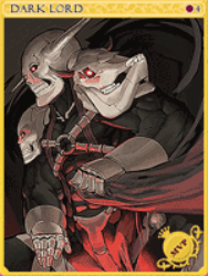 Dark Lord Card