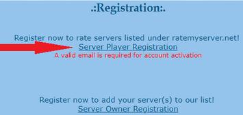 02 Server Player Registration