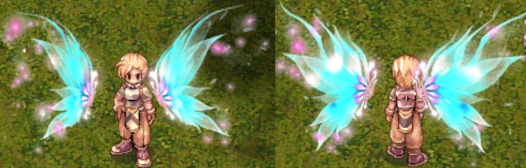 Fairy Wings of Grandeur