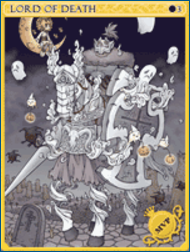Lord of the Dead Card