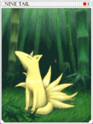 Nine Tail Card