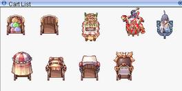 Cart List
