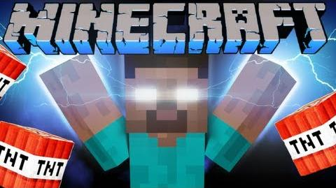 If Herobrine took over Minecraft