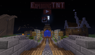 TNT Acting Spawn at Night