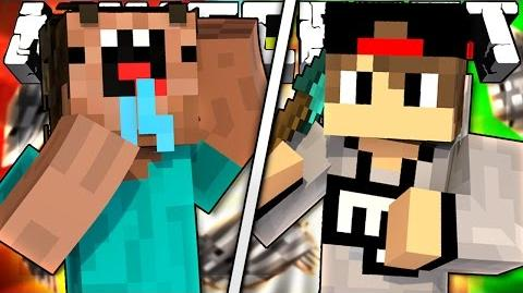 Bully vs. Noob - Minecraft