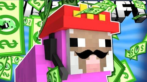 If Pink Sheep Got a Job - Minecraft