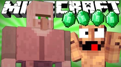 Minecraft - KILLER VILLAGERS?!