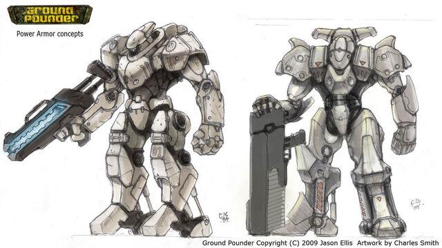 File:GP Power Armor Ideas by Galiford.jpg