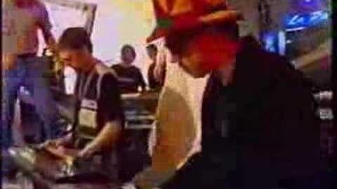 Capital Sound - Feel The Rhythm(live bouge de la)
