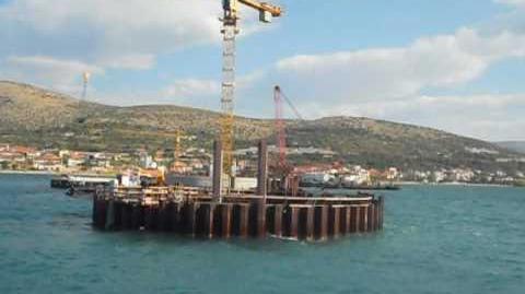 Chorwacja 2016 Wycieczka statkiem