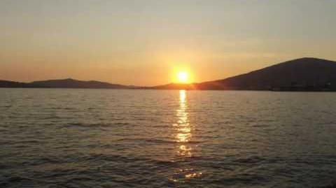 Chorwacja 2016 Produkcja Zachód Słońca
