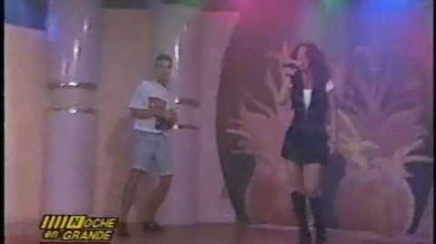 BE GOOD TO ME • M Gi M Big Time featuring Christine (Dominican TV 1995)