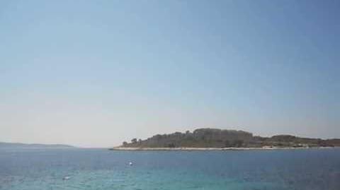 Chorwacja 2016 - Panorama Morze Adriatyckie