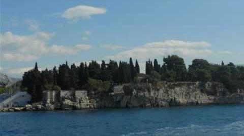 Chorwacja 2016 Produkcja Wyspa