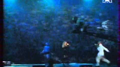 2 Unlimited - No One and Here I Go (Live Dance Machine 5 ,1995)