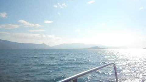 Chorwacja 2016 - Wycieczka statkiem