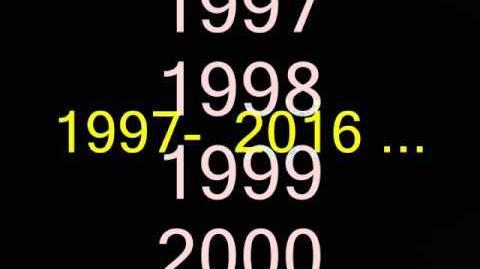 19 lat produkcji