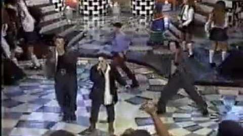 33 Martine @ Xuxa Live In Brazil 1995 Tough Girl