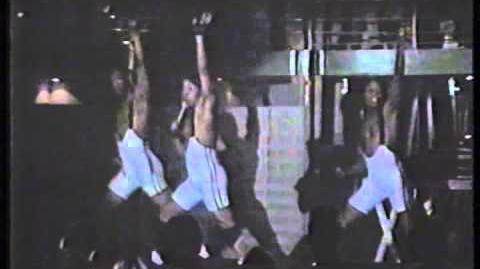 Bass Bumpers feat.E.Mello - Get The Big Bass (Live 1991)
