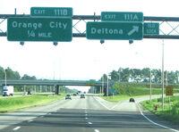 I-4 east exits 111A-B