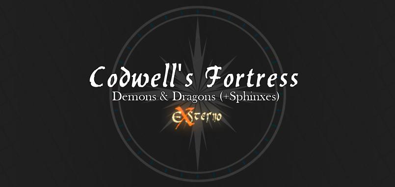 Codwell Fortress DADAS