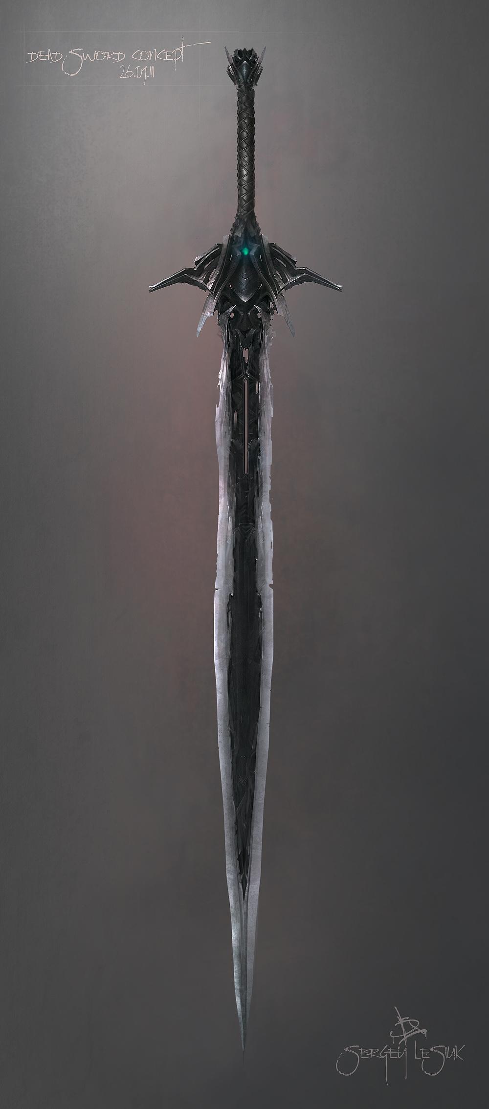 Dead sword by nitro killer-d4axt5q