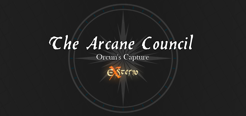 The Arcane Council OC